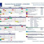 Calendario Escolar Albacete 2019/2020 | Trazos Guardería Albacete