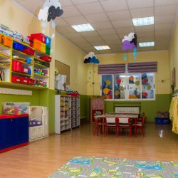La organización de espacios en el aula como elemento de aprendizaje