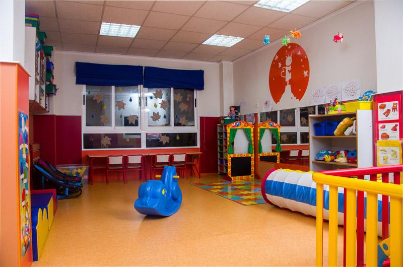 Aulas Centro Educación Infantil Trazos