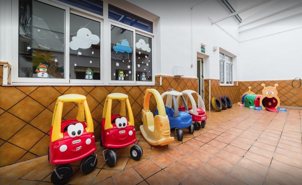 Ludoteca Infantil Albacete | Trazos Escuela Infantil