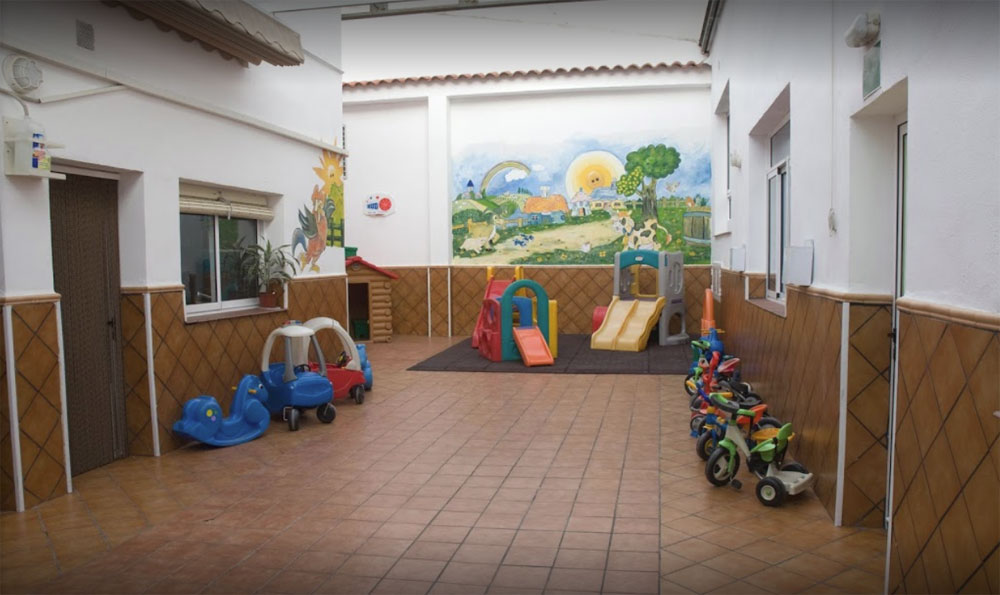 Recreo Actividades | Centro de Educación Infantil Trazos