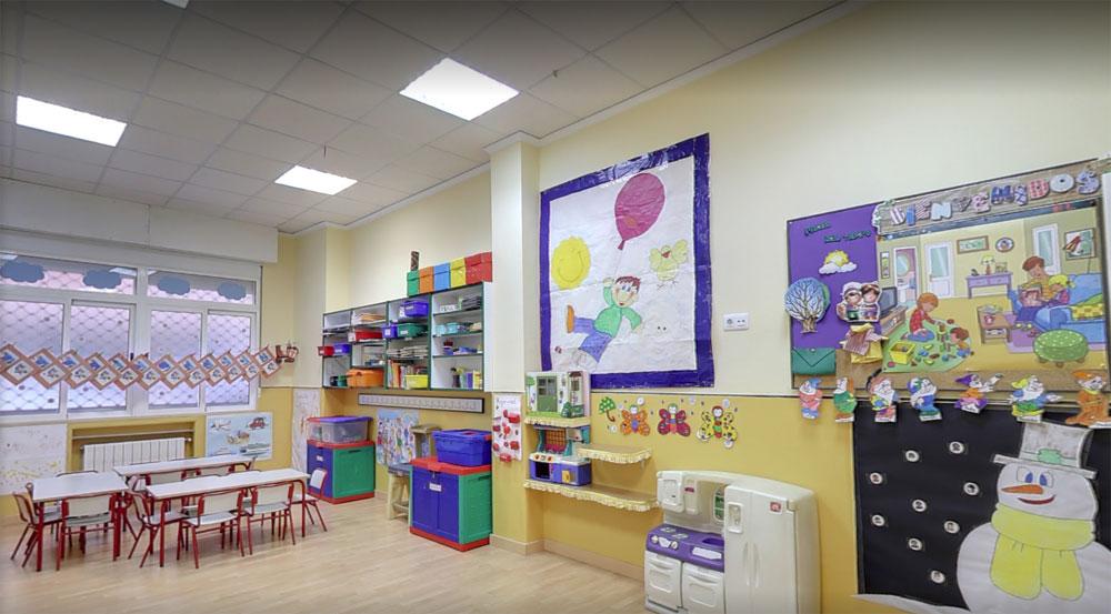 Instalaciones | Trazos Escuela Infantil Albacete