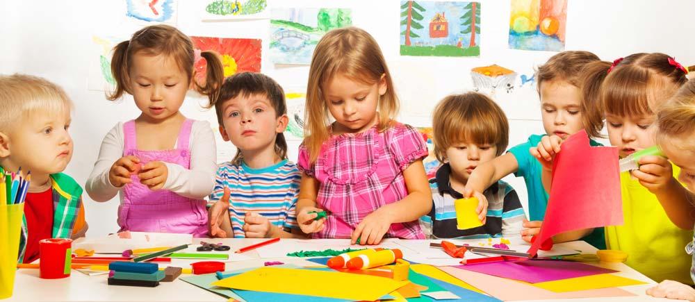 aulas infantiles seguras