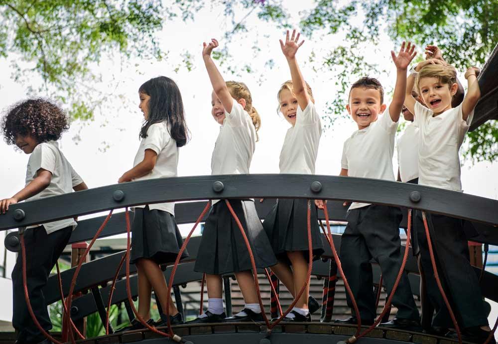 Ventajas del uniforme escolar en las escuelas infantiles