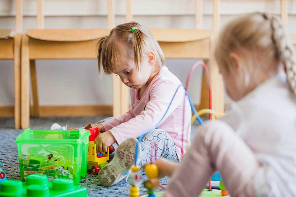 Juego y educación infantil | Trazos Guarderías Albacete