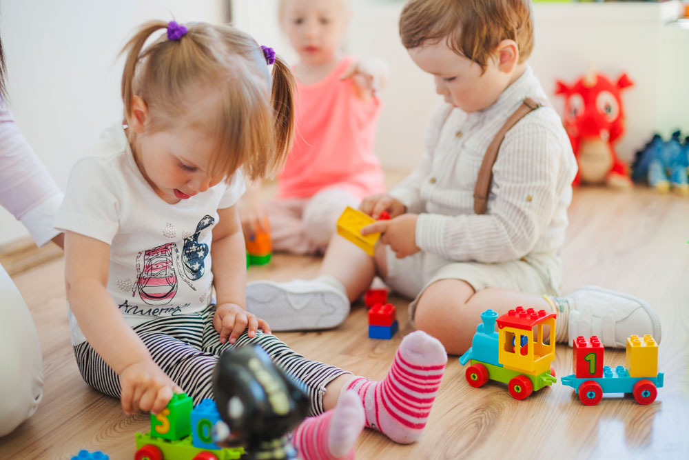 El valor del juego en la educacion infantil | Trazos Albacete Centro Educativo