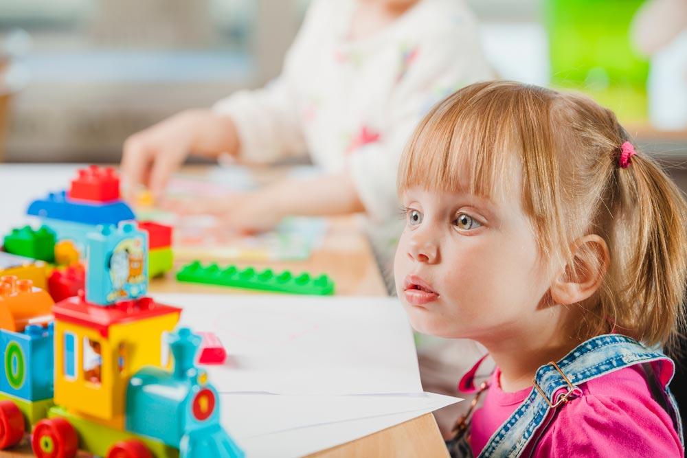 Objetivos primer ciclo educación infantil | Trazos Albacete