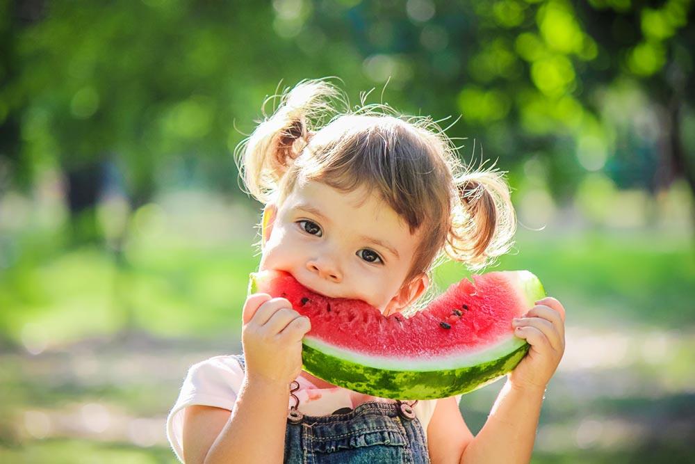 Alimentación del niño de 1 a 3 años | Trazos Guardería Albacete