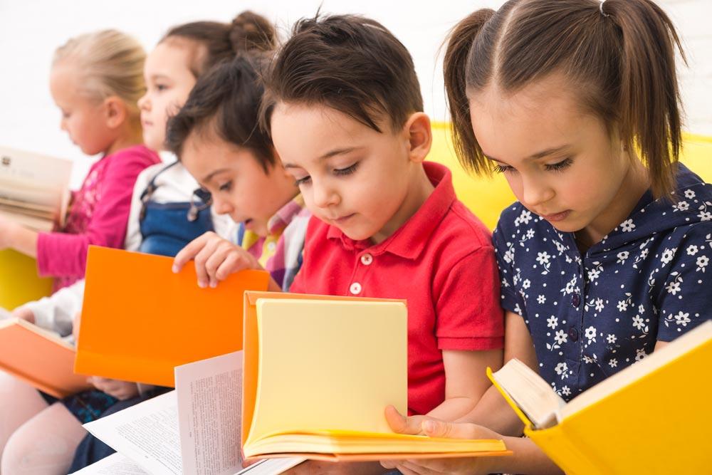 La importancia del cuento y la lectura en la educación infantil