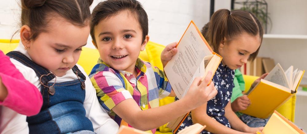 Los libros en la educación infantil