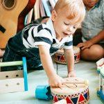Música en la etapa infantil | Estimulación auditiva centro de educación infantil