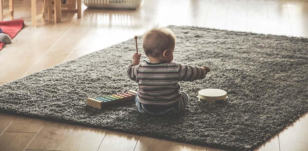 Música en la etapa infantil | Guarderías Albacete