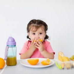 La alimentación del lactante