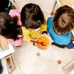Comedor escolar en Albacete