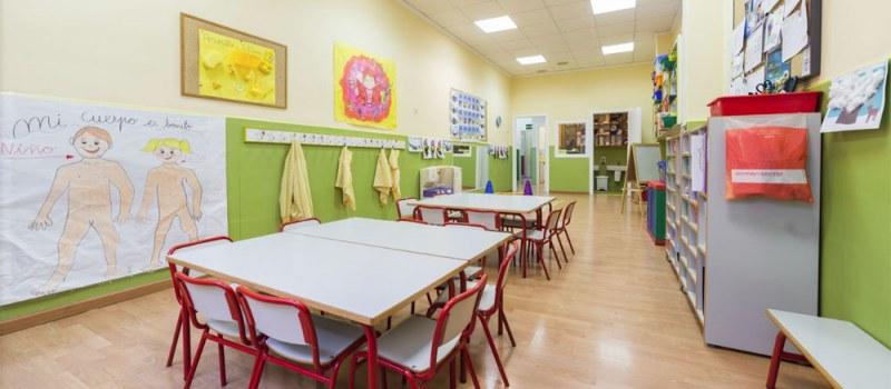 Aulas infantiles | Trazos Guardería Infantil Albacete